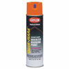 Krylon Quik-Mark™ Solvent-Based Fluorescent Inverted Marking Paints ORS 425-AT3701