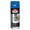 Clean and Green: Krylon - Interior/Exterior Industrial Maintenance Paints, 12 oz Aerosol Can, True Blue