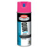 Clean and Green: Krylon - Quik-Mark Water-Based Fluorescent Inverted Marking Paints, 12 oz, Pink