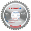 Lenox Metal Cutting Circular Saw Blades, 7 1/4 In, 40 Teeth LNX 433-21881ST714040CT