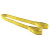 Liftex Pro-Edge Web Slings, 2 X 6, Eye To Eye, Polyester Domestic, Yellow LFX 439-EE292X6PD