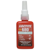 loctite: Loctite - 680 Retaining Compound, 50 mL Bottle, Green, 4,000 PSI