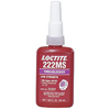 Loctite 222MS™ Threadlocker, Low Strength/Small Screw LOC 442-22231