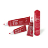 General Purpose Syringes 60mL: Loctite - 518™ Gasket Eliminator Flange Sealant, 50 mL Tube, Red
