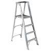 Louisville Ladder AP1000 Series Master Aluminum Platform Step Ladders ORS 443-AP1004