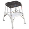 Louisville Ladder AY8000 Series Aluminum Step Stands ORS 443-AY8002