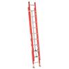 Louisville Ladder FE3200 Series Fiberglass Channel Extension Ladders ORS 443-FE3216