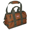 Maasdam Gatemouth Tool Bag, 16 Compartments, 16 In X 9 In X 12 In ORS 453-60016