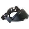 MSA Defender+ Faceshield Frames, General Purpose, Black, Headgear, 13 1/4 X 4 3/4 MSA 454-10127061