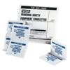 MSA Antiseptic Cleansing Wipes, 8 X 11, 50 Per Box MSA 454-10022871