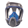 MSA Advantage 3200 Full-Facepiece Respirator, Small, Rubber Harness MSA 454-10028996