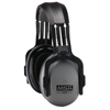 MSA Sound Control Earmuffs, 26 Db Nrr, Gray/Black, Headband MSA 454-10061271