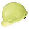 MSA V-Gard Protective Caps And Hats, Fas-Trac Ratchet, Cap, Hi-Viz Yellow Green MSA 454-10061512