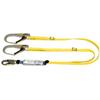 MSA Workman® Shock-Absorbing Lanyards MSA 454-10072475