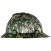 MSA Freedom Series V-Gard Hard Hats, Fas-Trac Ratchet, Full Brim, Camouflage MSA 454-10104254