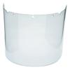 MSA V-Gard Accessory System Chemicals And Splash Visors, Propionate, Clear MSA 454-10115855