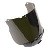 MSA V-Gard Accessory System Welding/Cutting/Brazing Visors, Ir 5, 17 1/4 X 8 MSA 454-10115862