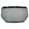 MSA V-Gard Accessory System Mesh Visor, Silver MSA 454-10116557