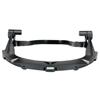 MSA V-Gard Accessory System Universal Visor Frames, Black, Standard, 5 1/2 X 3 1/4 MSA 454-10116627