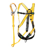 MSA Workman Vest Style Harness, Back & Hip D-Rings, Universal MSA 454-415950