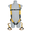 MSA Workman Vest Style Harness, Back & Hip D-Rings, X-Large MSA 454-415952