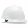 MSA White V-Gard Slotted Hard Hat ORS 454-463942