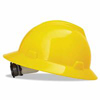MSA Yellow V-Gard Hard Hat ORS 454-475366