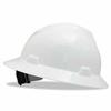 MSA White V-Gard Hat w/Ratchet ORS 454-475369