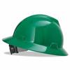 MSA Green V-Gard Hard Hat ORS 454-475370