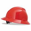 MSA Red V-Gard Hard Hat ORS 454-475371