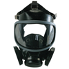 MSA Ultra-Twin Full-Facepiece Respirator, Silicone, Particles And Gases MSA 454-480263