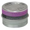MSA Mersorb Comfo Chemical Respirator Cartridges For Comfo/Mersorb Respirators MSA 454-815185