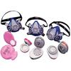 MSA Advantage&Reg; Respirator Cartridges, Gme, 2 Per Package MSA 454-815359