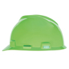 Ring Panel Link Filters Economy: MSA - V-Gard Protective Caps, Fas-Trac Ratchet, Cap, Bright Lime Green