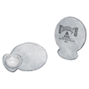respiratory protection: MSA - Pads For Advantage Respirators, Particulate Aerosols; Nuisance Odors, 2/Pk