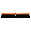 Ring Panel Link Filters Economy: Magnolia Brush - Poly Fill Line Floor Brush, 24 In, 3 In Trim L, Coarse Gauge Polystyrene Plastic