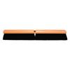 brushes: Magnolia Brush - No. 18 Line Floor Brushes, 24 In Hardwood Block, 2 1/2 In Trim L