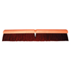 Magnolia Brush Garage Floor Brushes, 24 In Hardwood Block, 3 In Trim L, Coarse Brown Plastic MGB 455-2224