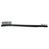 Vehicle Wash Brushes Detail Brushes: Magnolia Brush - Multi-Purpose Cleaning Brushes, White Nylon