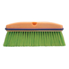 Magnolia Brush Vehicle Washing Brushes, 10 In, 2 1/2 In Trim L, Green Flagged Nylon MGB 455-3033