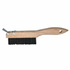 Abrasives: Magnolia Brush - Shoe Handle Wire Scratch Brushes