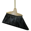 brooms and dusters: Magnolia Brush - Angle Brooms, 6 3/4 In Trim L, Flagged Plastic
