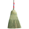 Magnolia Brush Heavy-Duty Contractor Brooms, 19 In Trim L, Broom Corn; Palmyra Stalk MGB 455-5038-BUNDLED