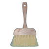Magnolia Brush Seal Coat Brushes, Hardwood Block, 3 1/8 In Trim L, Cream-Color Polypropylene MGB 455-568