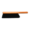 cleaning chemicals, brushes, hand wipers, sponges, squeegees: Magnolia Brush - Counter Dusters, 13 1/2 In Block, 2 In Trim L, Black Tampico