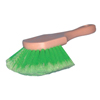 cleaning chemicals, brushes, hand wipers, sponges, squeegees: Magnolia Brush - Utility Brushes, 20 In Block, 2 In Trim L, White Nylon