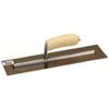 Marshalltown Golden Stainless Steel Xtralite® Trowels MSH 462-13401