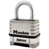 Master Lock Proseries Resettable Combination Locks, 3/8Dia, 15/16L X 15/16W, Carded MLK 470-1175DLH