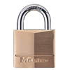 Master Lock No. 140 Solid Brass Padlocks MST 470-140D