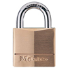 Master Lock No. 140 Solid Brass Padlocks MST 470-140DLH